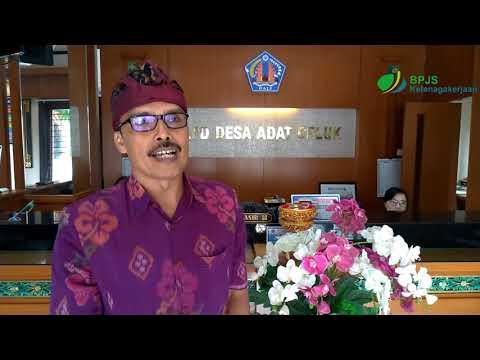 Video Testimoni Kepala LPD Desa Celuk Tentang BPJS Ketenagakerjaan