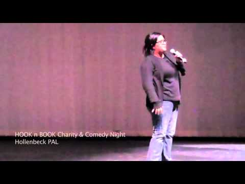 Cristela Alonzo - Growing Up Poor (performed at HPAL's Hook n Book)