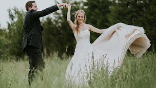 Emily + Nate // Rustic Ontario Barn Wedding