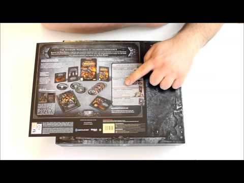 WoW: WoD Unboxing :)