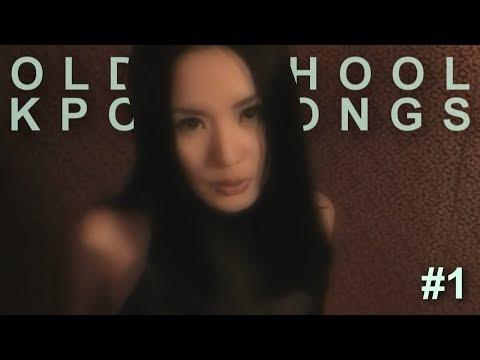 My favorite Old School Kpop songs (90s-2005) | pt.1