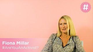 FIONA MILLAR | PARENTAL LEAVE | #AreYouAnActivist | #PinkProtest