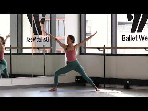 Introductory Yoga by Ballet West Dancer Chelsea Keefer