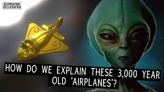 Ancient Aliens: Did a Civilisation Exist on Earth Before Humans? | Destination Declassified