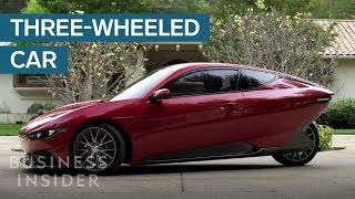 This Car Has 3 Wheels