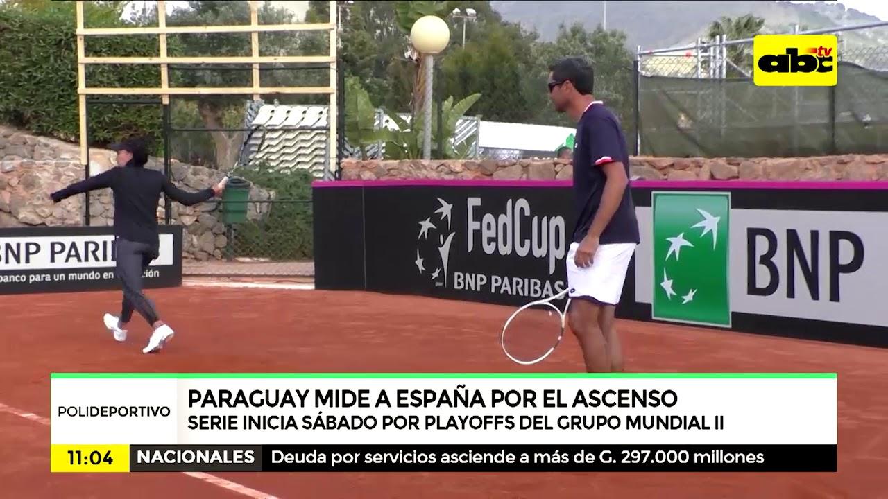 Fed Cup: Crecen las expectativas para Paraguay