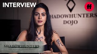 Shadowhunters - Halloween Interview: How To Dress Up As Isabelle Lightwood