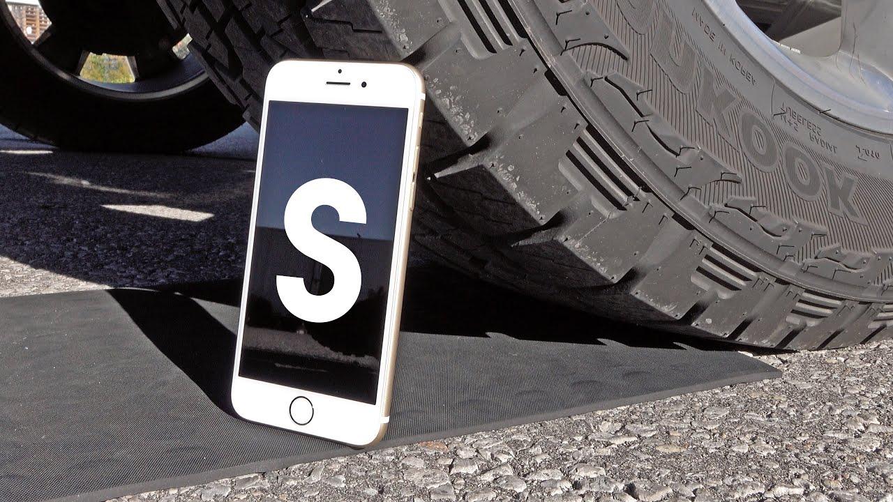 iPhone 6S vs Ford F150 thumbnail