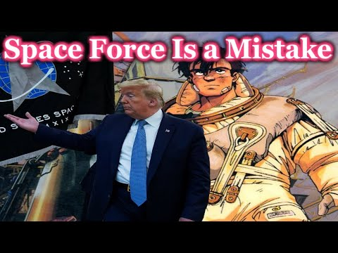 Space Force before Super Duper Missiles were Cool