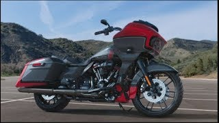 2019 Harley-Davidson Color Schemes (New CVO's)