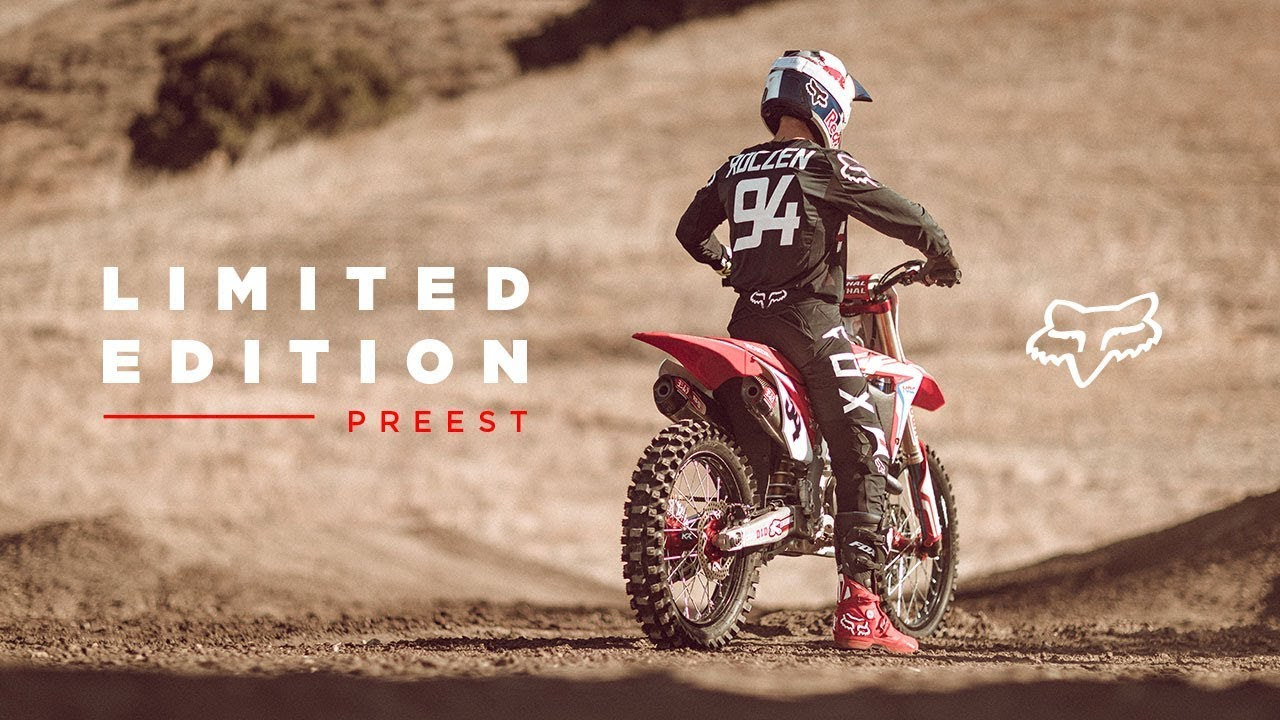 FOX MX | KEN ROCZEN | A1 KIT