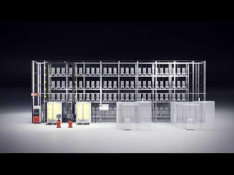 Adaptive FMS maximizes production performance