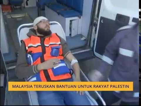Malaysia teruskan bantuan untuk rakyat Palestin