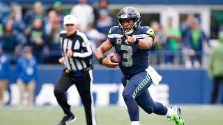Russell Wilson Throws Late TD as Seahawks Squeak by the 49ers | Stadium
