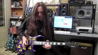 Guitar videos - DANIELE LIVERANI - Supreme Gladness