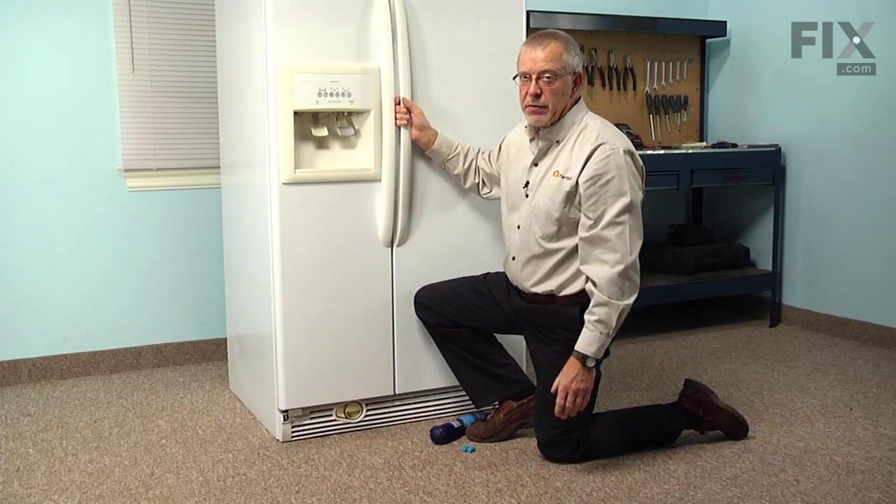 Replacing your Kenmore Refrigerator Refrigerator Water Filter