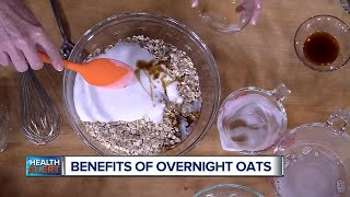 The Health Benefits To Overnight Oats