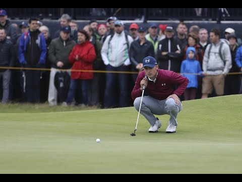 Jordan Spieth wins British Open Open golf championship