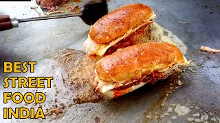 AMAZING STREET FOODS IN NORTH INDIA | COMPILATION