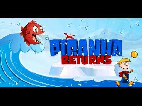 Video of PIRANHA RETURNS
