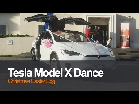 Tesla Dance Steemit