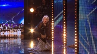 Britains Got Talent 2018 Jenny Darren Surprises Everyone Full Audition S12E02 - Video Youtube