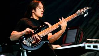 Dream Theater — Constant Motion isolated bass track