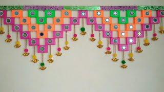 Descargar Mp3 De Matchbox Craft Ideas From Wall Hanging Toran Gratis