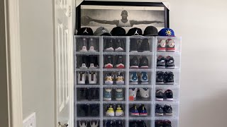 Phase 1: Sneaker Box Room/Man Cave Project