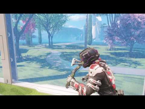 Call of Duty®: Black Ops III across map