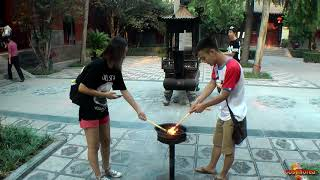 Video : China : The White Horse Temple, LuoYang 洛阳, HeNan province
