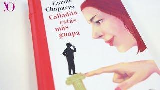 Carme Chaparro nos cuenta los entresijos de  su primer libro de ensayo