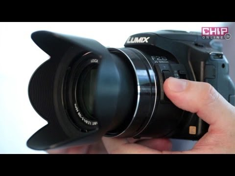 Panasonic Lumix DMC-FZ200 - Hands-on-Test | CHIP ... ▶5:30