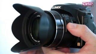 Panasonic Lumix DMC-FZ200 - Hands-on-Test | CHIP