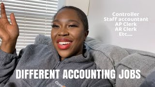 DIFFERENT ACCOUNTING ROUTES  STAFF ACCOUNTANT, CLERK & THEIR SALARIES (HOW MUCH ACCOUNTANTS MAKE)