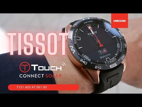 Tissot T-Touch Connect Solar T1214204705102
