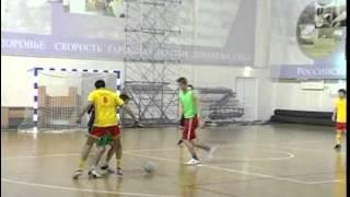 Минифутбол среди мужских команд сельских поселений