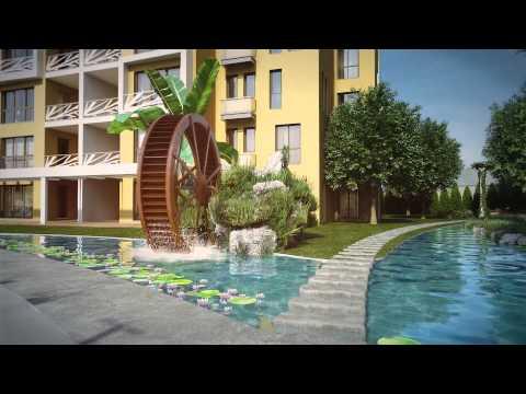 Sinpaş Aquacity Denizli Videosu