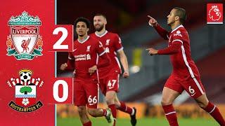 Liverpool 2-0 Southampton Pekan 35