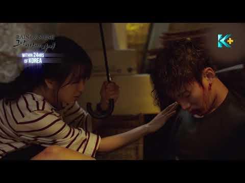 Pecinta drama korea wajib tonton rain or shine di k