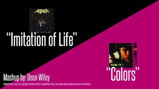 MASH UP: Imitation of Life x Colors by Dean Wiley