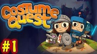 videó Costume Quest