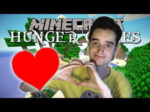 PRACHTIG ROMANTISCH MOMENT - Minecraft Hunger Games met Don