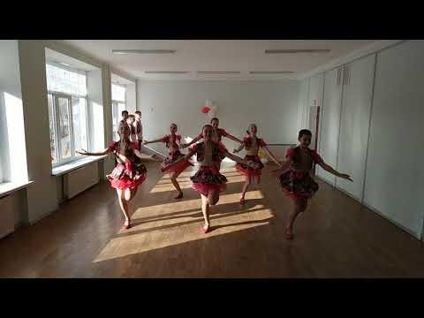 ансамбль народного танца «КАЛИНКА»