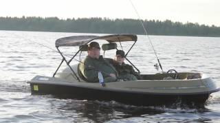 Отчёт о рыбалке озеро сиг