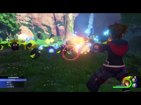 KINGDOM HEARTS III E3 2015 Trailer thumbnail