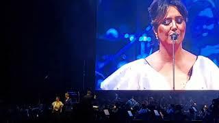 Canto Della Terra - Andrea Bocelli e Maria Rita - Brasília - 26/09/2018 (Créditos na Descrição)