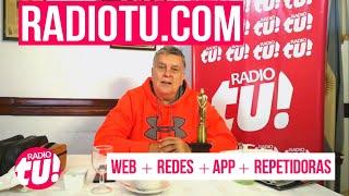 Luis Ventura te invita a Radio TU