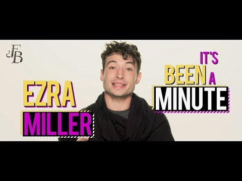 It's Been A Minute With Ezra Miller // Presented By Fantastic Beasts