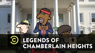 Legends of Chamberlain Heights - Exclusive - Obama